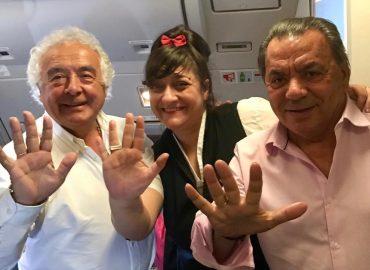 ESCRIBE TU RELATO DEL MES DE JUNIO (III): LOS DEL RIO @LosDelRioMusic
