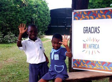 LA CAUSA DEL MES DE AGOSTO: BE IN AFRICA @beinafrica