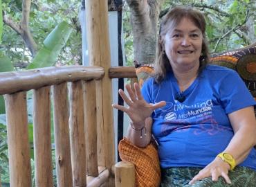 ESCRIBE TU RELATO DEL MES DE FEBRERO (III): Mónica de cossio, viajera, BLOGGer @mimochilamepesA,  influencer y cooperante