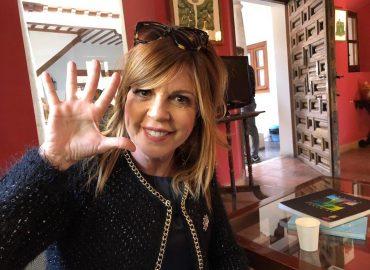 ESCRIBE TU RELATO DEL MES DE MARZO (II):  BELINDA WASHINGTON 🦋 @belindawb, ACTRIZ Y PRESENTADORA