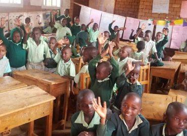CAUSA DEL MES DE MARZO: AMIGOS DE NYUMBANI (KENIA)