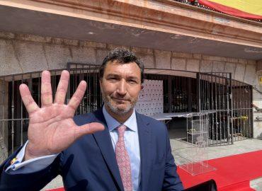 ESCRIBE TU RELATO DEL MES DE JULIO (V): PEDRO ANTONIO RUIZ ESCOBAR, DIRECTOR GENERAL DE EMERGENCIAS COMUNIDAD DE MADRID @112cmadrid